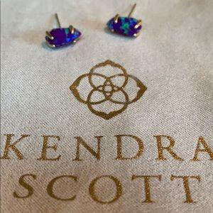 Jewelry - Kendra Scott opal earrings